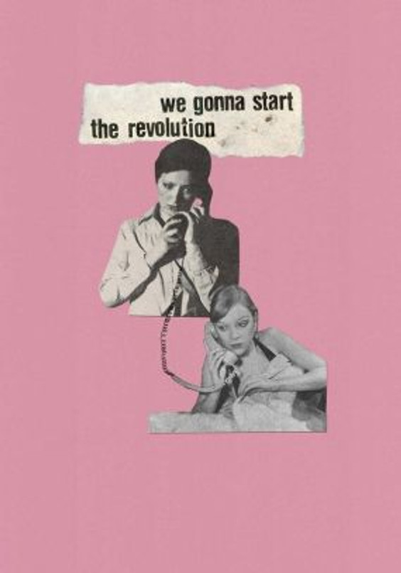 Phone call for the revolution