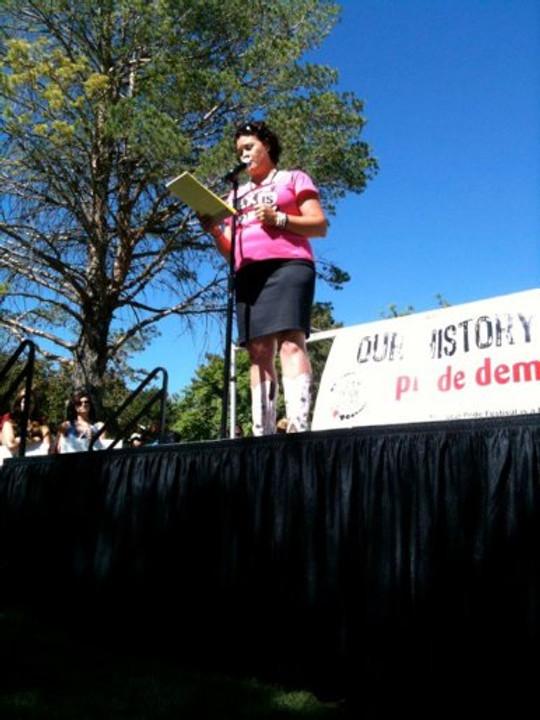 Utah Pride Speech
