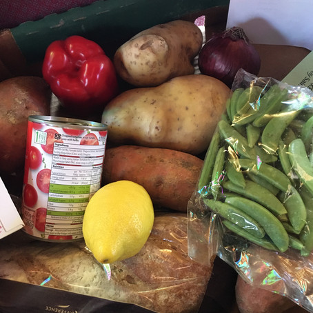 From Surplus Food to Community Meals...
