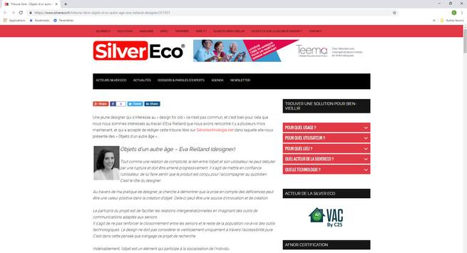 Tribune SilverEco