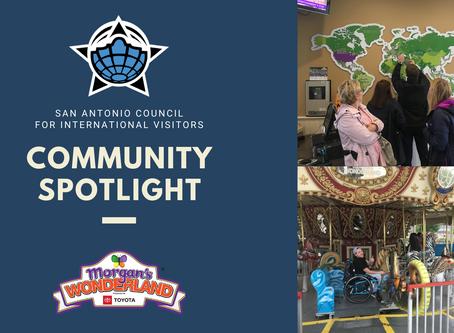 Community Spotlight - Morgan's Wonderland