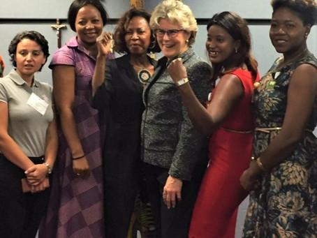 SACIV Recognizes Women Leaders in International Exchange
