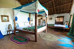 Bellevue Zanzibar Ocean view suite room