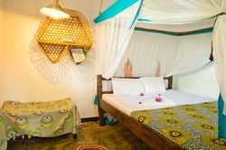 Comfort Bungalow Bedroom