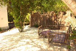 Bellevue Garden Caottage terrace