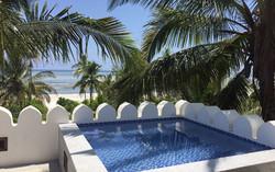 Bellevue Villa pool