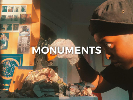Here's to MONUMENTS.