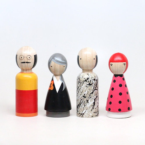 The Modern Artists II