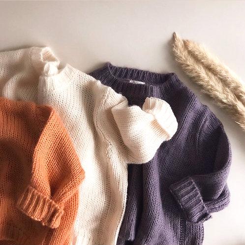 Maize Sweater