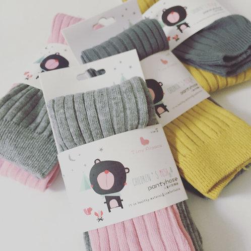 Verigated socks