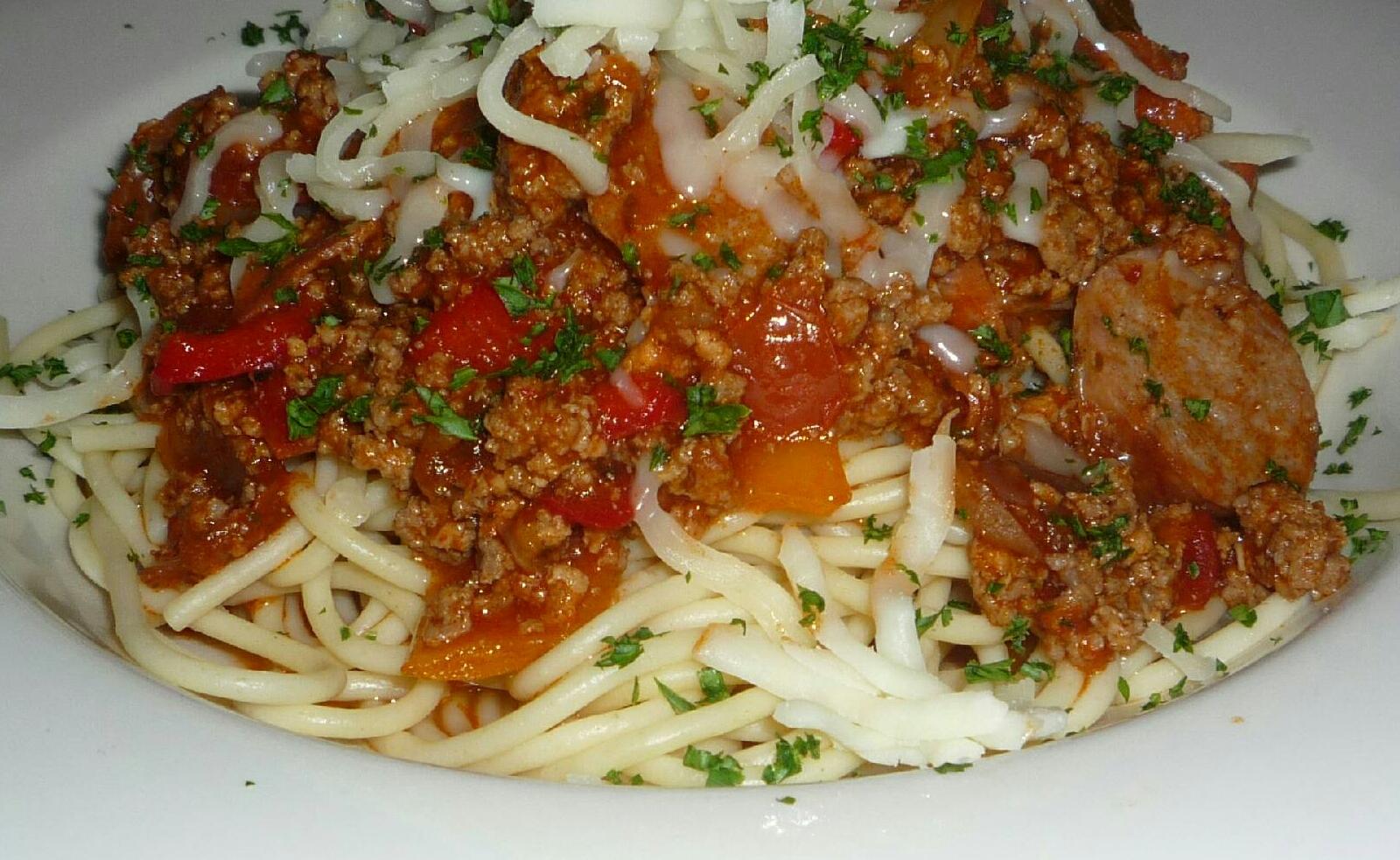 Spaghetti & Meatsauce
