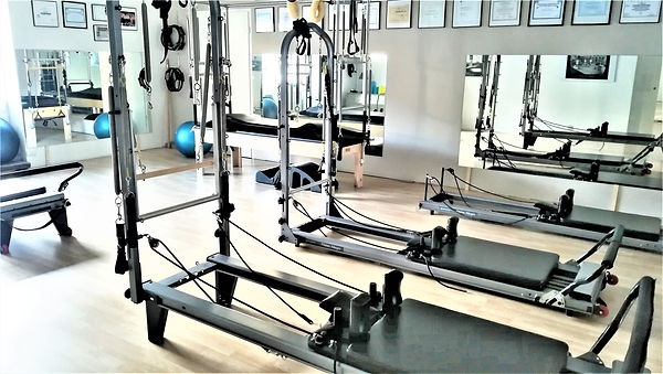 REFORMER studio felicitas Pilates