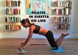 Pilates on line