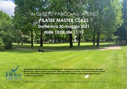 2021 05 30 MASTER CLASS all'aperto