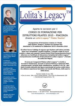 2015 Lolita's Legacy™