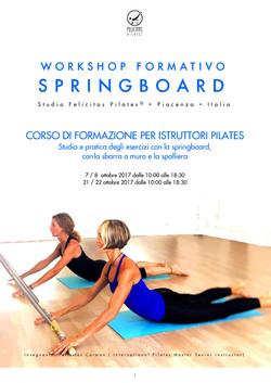 Workshop Springboard