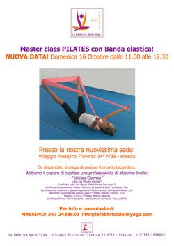 2016 Master Brescia bande elastiche