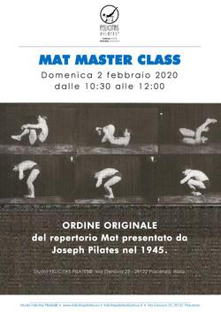 2020 02 02 MAT Classical
