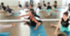Mat Dinamico-Young Dancers