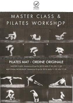 Master Class & Workshop