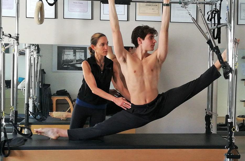 Stretch Ballet series- Proffesional danc