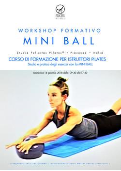 MINI BALL one day Workshop