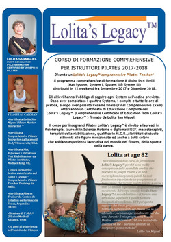 2017 Lolita's Legacy™