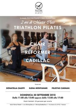 2018 09 30 Pilates Triathlon