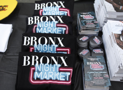 The Bronx Night Market: The Summer Newbie, changing the Bronx landscape for good