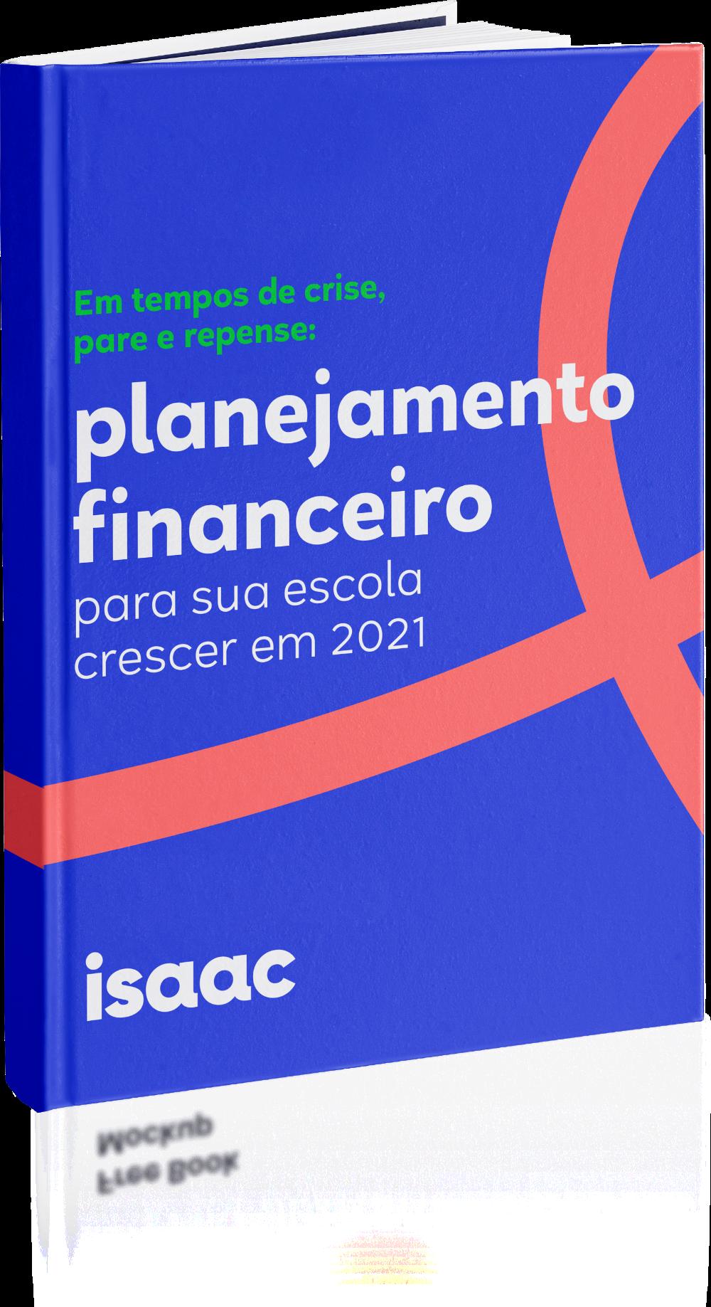 Ebook Planejamento financeiro para sua escola crescer em 2021