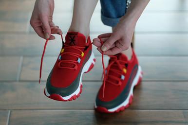 Kırmızı Spor - Aker Ayakkabı