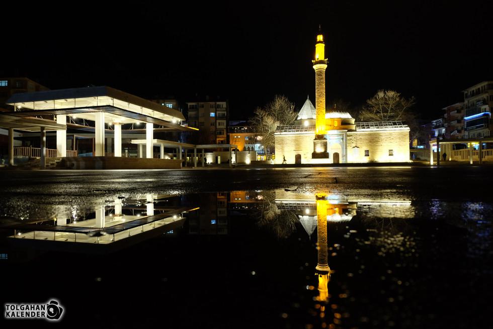 Ahi Evran Camii (Yansımalı)