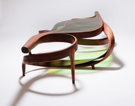 Karşıdan Görünüm Low Leaf Table