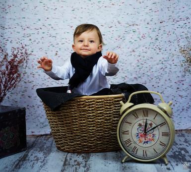 Ali Turan 1 Yaşında