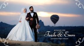 Fazile&Emre - Düğün Hikayesi - Nevşehir