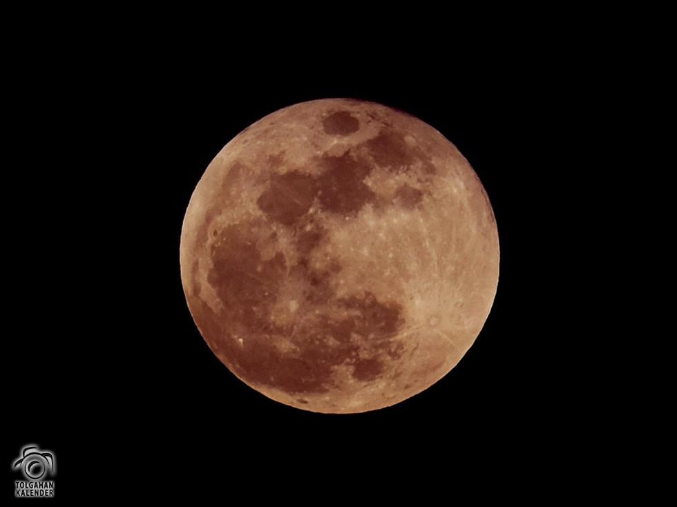 Dolunay (Kızıl. Kanlı Ay)