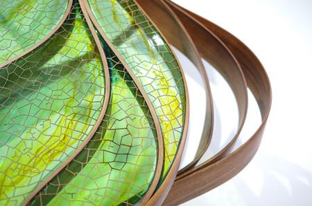 Cam Detayı - Low Leaf Table