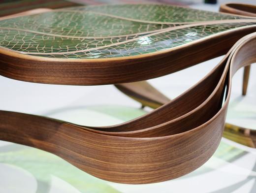 Low Leaf Table Detay