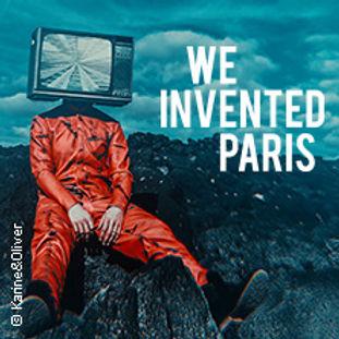 WE INVENTED PARIS - by Karine+Oliver 09.
