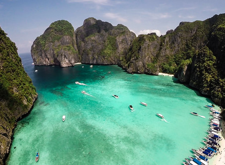 Close Maya Bay on 1 Jun - 30 Sep 18