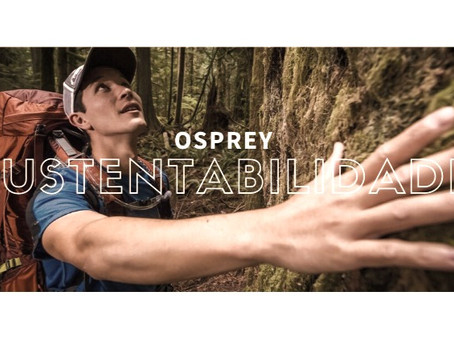 SUSTENTABILIDADE - OSPREY