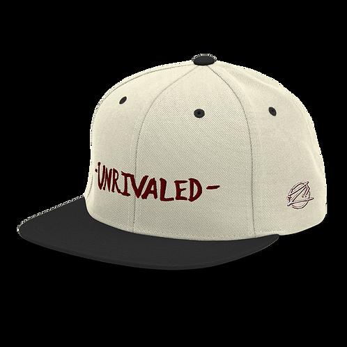 UNRIVALED Snapback Hat