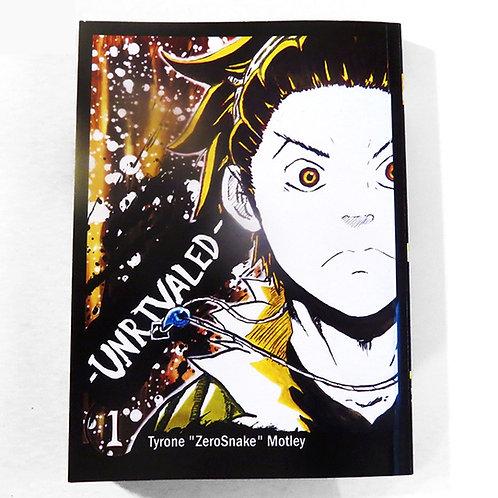 UNRIVALED Vol. 1 (PAPERBACK)