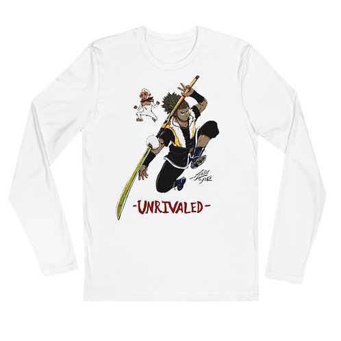 UNRIVALED Goku & Mico Long Sleeve Fitted Crew