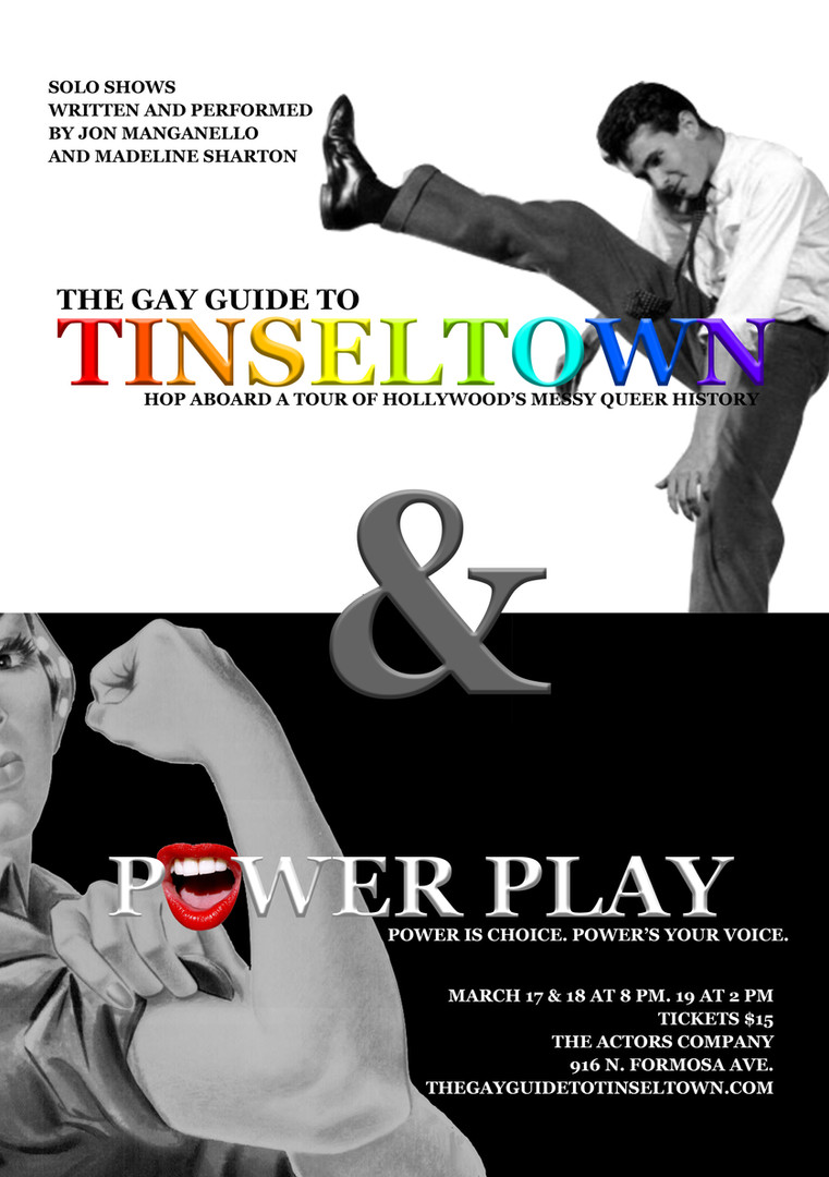 The Gay Guide to Tinseltown, 2017