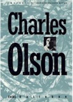 Bollobás Enikő - Charles Olson
