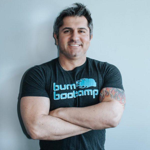 Brett Timpano Personal Trainer
