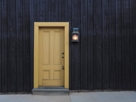 How to install an exterior door and jamb. Replace. Easy!