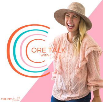 Core Talk Biz Tips - Being One in Community