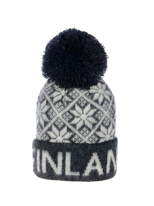 Finland Hat Classy Style Winter Fashion | Suomi Pipo Klassinen Tyyli Talvi Muoti